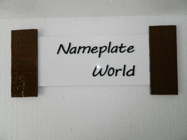 NameplateWorld Designer name plate