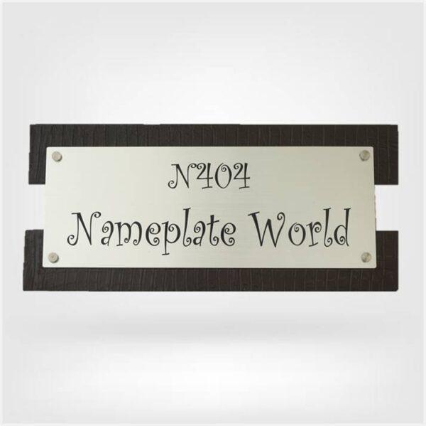 Newest Nameplates